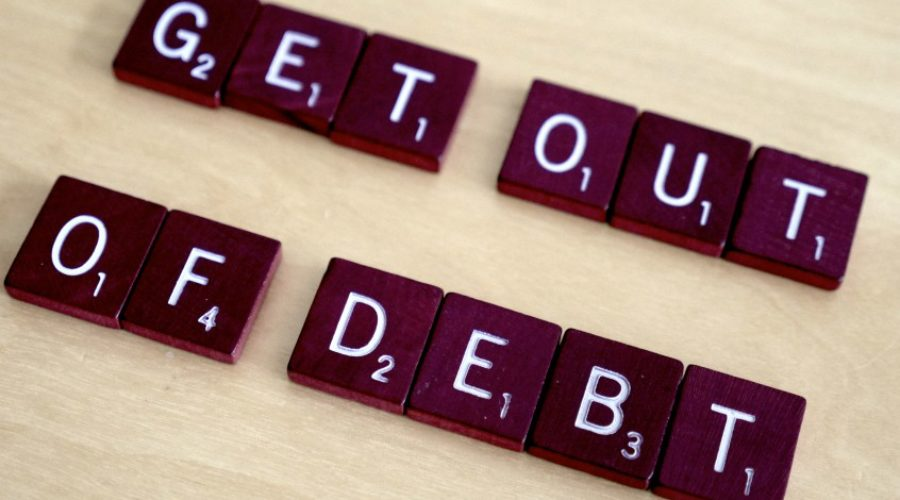 Get Out of Debt and Save for your Future